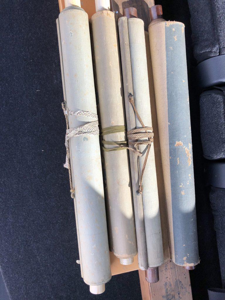 【島根県大田市】掛軸・陶磁器のお買取りをいたしました。
